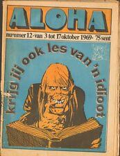 ALOHA 1969 12 Ans en Hans BEATLES Soft Machine Volume 2 WILLEM Bernard Holtrop