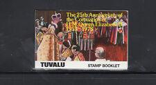 TUVALU #81-84  1978  QEII 25TH ANNIV.   MINT VF NH O.G  C/B