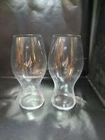 Riedel + Coca-Cola Crystal Drinking Glass Made In Germany Glass Set 2