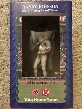 Arizona Diamondbacks Randy Johnson #51 NIB 2001 Cy Young Award Winner Hartland