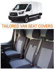 Fully tailored Van seat covers for FORD TRANSIT 2013 - on  2+1 - (P2)