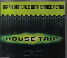 Mark Van Dale With Enrico-House Trip cd maxi single