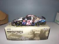 1/24 RUSTY WALLACE #2  MILESTONES / 700TH START 2005 ACTION NASCAR DIECAST