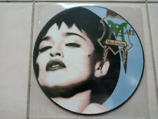 MADONNA The immaculate collection LP Picture Disque
