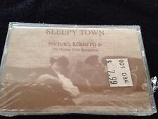 Sleepy Town Michael Kennedy & The Grassy Knoll Conspiracy 1994 Rare New Sealed