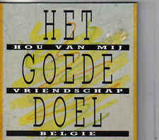 Het Goede Doel-Hou Van Mij cd single