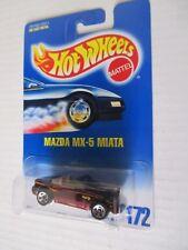 Hot Wheels 1:64 Mazda MX-5 Miata  #172