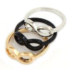 Herz Ring Infinity Eternity Eternal Love Herzen Unendliche Ewige Liebe Symbol 3F