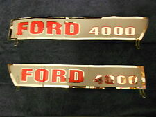 Ford Decal Set 4000