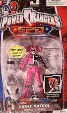 Power Rangers S.P.D. - SPD Light Patrol Pink Ranger By Bandai (MOC)