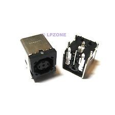 10X DC POWER JACK DELL PP25L PP28L PP41L XPS 1318 1440 1545 OCTAGONAL Hexagonal
