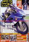 MOTO REVUE 3400 TRIUMPH 955 Daytona KAWASAKI ZX-9 W650 BMW R1100 HONDA X11 1100