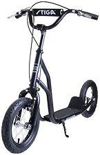 Stiga Scooter AIR mit Luftreifen Lufträder Roller Fahrrad