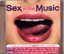 2CD SEX IN THE MUSIC 34T GEORGE MICHAEL/ANASTACIA/SPEARS/PRINCE/KEYS/NEXT/YOUNG