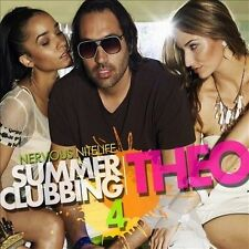 NEW Nervous Nitelife: Summer Clubbing 4 (Audio CD)