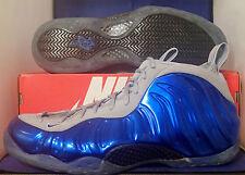 Nike Air Foamposite One Sport Royal Game Royal Blue Grey SZ 11 ( 314996-401 )
