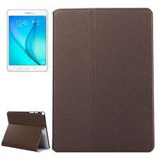 SMARTCOVER ÉTUI café pour Samsung Galaxy Tab A 9.7 T551 T555 N Housse Couverture
