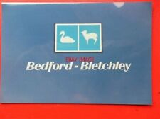 PHOTO  BADGE FOR BEDFORD - BLETCHLEY