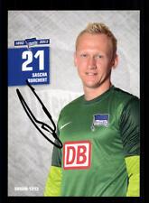Sascha Buchert Autogrammkarte Hertha BSC Berlin 2012-13 Original Sign+A 170028
