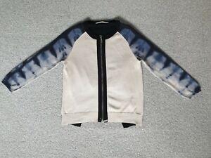 Karen Millen Zip Cardigan - Size 2