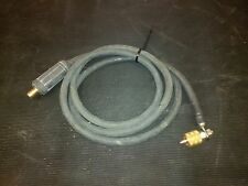 SERVICE EXCHANGE EARTH CABLE FOR AXI-DENT SPOT WELDER