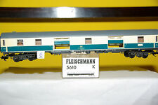 "FLEISCHMANN HO CARR.POST+BAGAGL. ART. 5610 TRENI "" IC "" CON ARRED. INTER + SCAT."