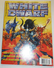 White Dwarf Magazine The Chase Is On Jetbike Combat No.237 103114R