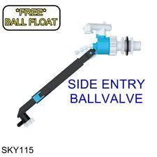 """SKY115 viva Skylo côté entrée vanne à bille 15mm 1/2 """"hauteur bras réglable"""