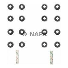 Engine Valve Stem Seal Set-DOHC, i-VTEC, 16 Valves NAPA/FEL PRO GASKETS-FPG