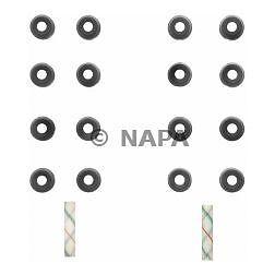 Engine Valve Stem Oil Seal Set-DOHC, i-VTEC, 16 Valves NAPA/FEL PRO GASKETS-FPG