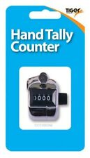 Mechanical Hand Tally Number Counter Click 4 Digit Counting Manual Finger Ring