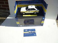 Ford Escort XR3i Cambridgeshire Constabulary Model -Icons 1:18 OVP NEW!!