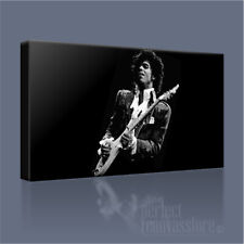 PRINCE GUITAR LEGENDS COLLECTION ICONIC CANVAS POP ART PRINT + FREE UPGRADE