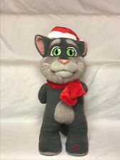 Talking Friends Christmas Plush Toy 11 Inches Talking Tom