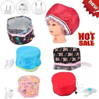 Electric Hair Heating Cap Thermal Treatment Steamer Beauty Care Hair 110/220V