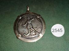 médaille c.buls bourgemestre - médaille en argent de 1889