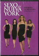 PELICULA DVD SERIE TV SEXO EN NUEVA YORK TEMPORADA 1 EPISODIO 1+2 PRECINTADA