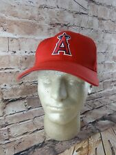 Oakland A's Baseball Cap MLB Genuine Merchandise Red Forty Seven Brand Adjusts