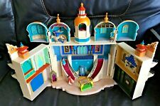 Disney Store ELENA OF AVALOR Castle Playset Sings Lights Up Some Figures