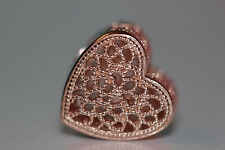 AUTHENTIC NEW PANDORA ROSE™ FILLED WITH ROMANCE CHARM 781811 USA SELLER