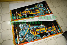Tales of the Arabian Nights Decals Pinball Decal Art Cabinet Williams
