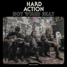 HARD ACTION- Hot Wired Beat CD ala HELLACOPTERS meets HORISONT/BLACK TRIP