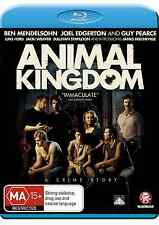 Animal Kingdom (Blu-ray, 2010, 1-Disc) Iconic Australian Movie - Region B