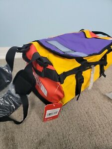 The North Face Base Camp Duffel XS bag Backpack - TNF Multicolor 31L