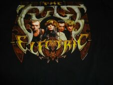 The Cult Electric touring 2001 t-shirt XXL  MUSIC BAND COVER