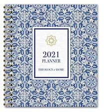 2021 Catholic Theology of Home Planner / Desk Calendar