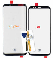 Replacement Front Outer Screen Glass Lens For Samsung Galaxy S8