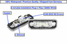 LED SMD COPPIA LUCI TARGA Mercedes Benz Classe E W211 Tre volumi IT 1103