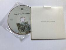 Original  Mac OS X Snow Leopard 10.6.3 Vollversion
