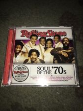 Rolling Stone Soul of the 70s Various Artists New CD